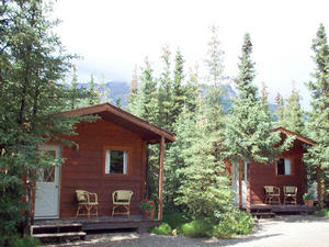 Denali Sourdough Cabins