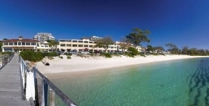 Shoal Bay Resort & Spa