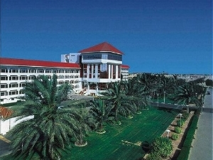 Metropolitan Hotel on Sheikh Zayed Road Dubai