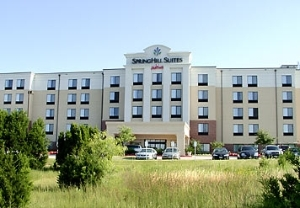 Springhill Suites By Marriott Austin North Parmer Lane