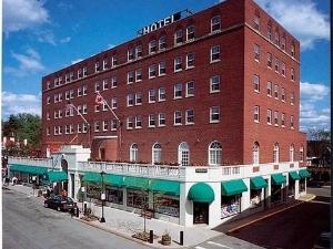 The Hotel Saranac