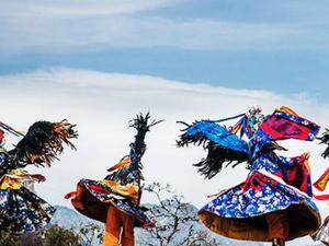 Bhutan Cultural Tour with Druk Wangyal Festival Photos