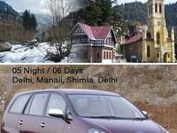 Himach Tour, Himachal Tour Packages