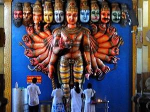 Sri Lanka Grand Ramayana Tour Photos