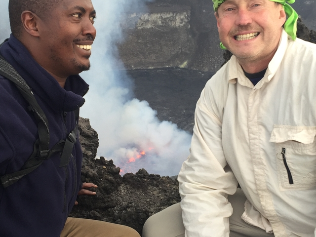 Nyiragongo Active Volcano Hike Photos