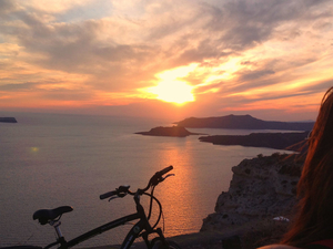 Santorini Romantic Sunset tour Photos