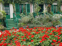 Private Trip to Giverny Garden, Luxury Sedan