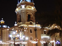 Christmas Traditions in Perú
