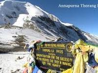 Annapurna Round Trek