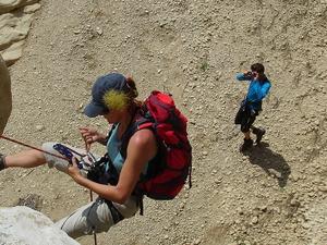 Canyoning Čikola river Photos