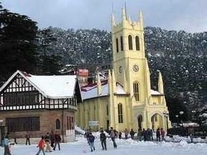 Ex Chandigarh - Shimla Manali Trip Photos