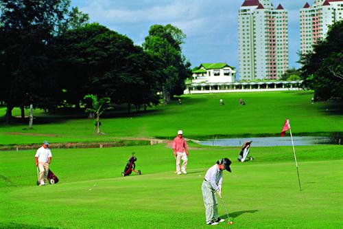 Sri Lanka Golfing Escape - Golfing Tour Photos