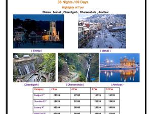 Himachal Tour Package Photos