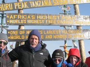 Mt. Kilimanjaro Trek & Safari Photos