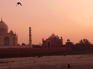Agra Motorcycle Tour Fotos