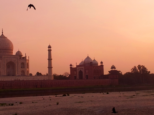 Agra Motorcycle Tour Photos