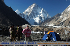 K2 Base Camp Concordia Trek Karakoram Pakistan