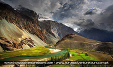 Phander Ghizer Valley Gilgit Baltistan