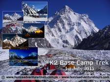 K2 Expeditions Karakoram Pakistan
