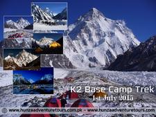 K2 Expeditions Karakoram Pakistan