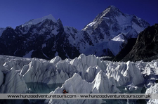 K2 Seen From Concordia