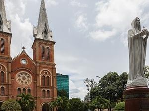 Ho Chi Minh Highlight Fotos