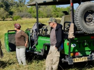 7 Days Best of Botswana Safari Fotos