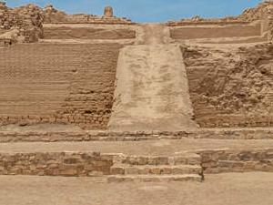 Sacred Citadel of Pachacamac Photos