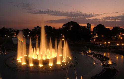 Fountains of Lima Photos