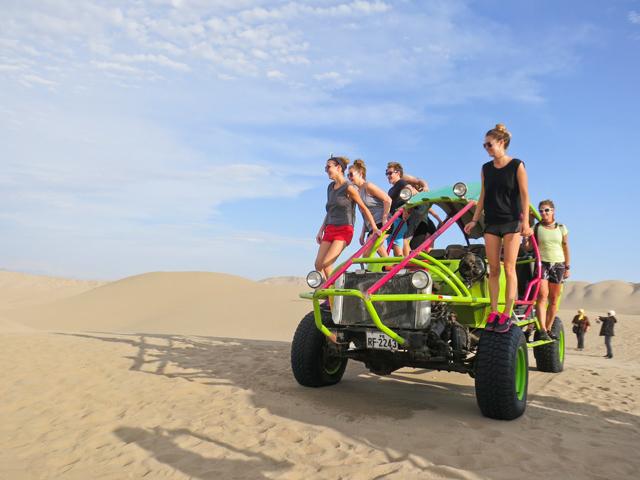 Dune Buggy & Sanboarding Photos