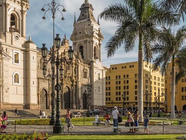 Lima City Tour Photos