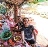 Angkor Private Driver'Lychee Photo
