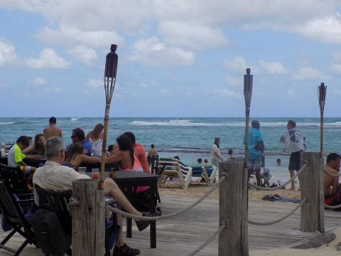 Bamboo Blu Beach Club from Ocho Rios Photos