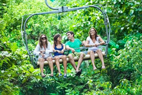 Sky Explorer Mystic Mountain Tour from Ocho Rios Photos