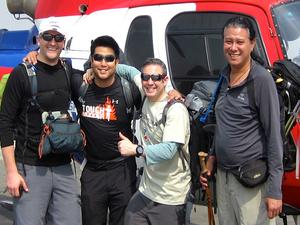 Everest Base Camp Helicopter Trek Fotos