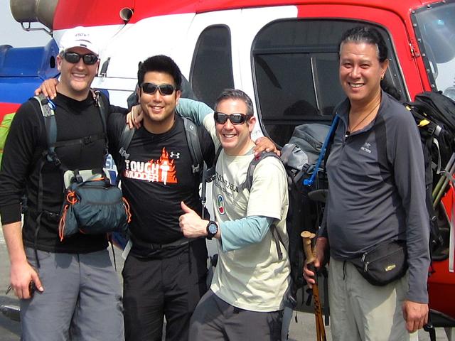 Everest Base Camp Helicopter Trek Photos