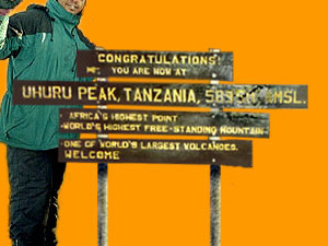 Kilimanjaro Trek Machame Route Photos
