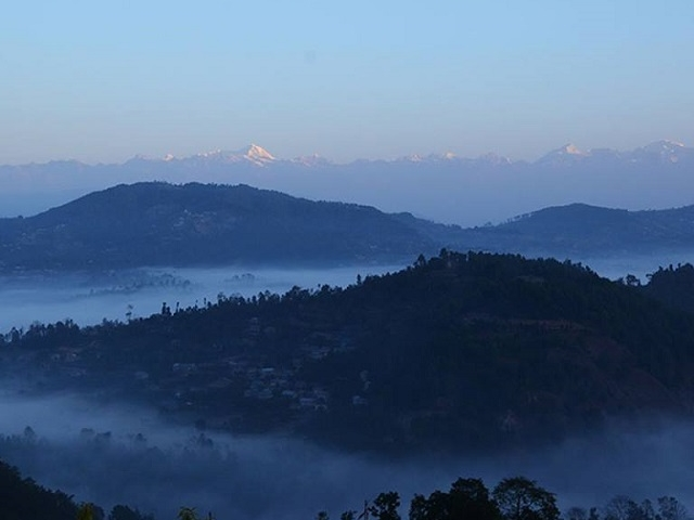 Nagarkot Day Hike Everest View Photos