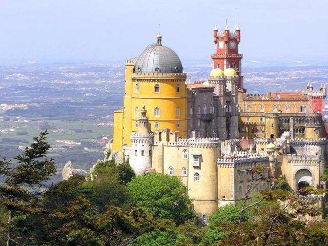 Sintra - Cascais Private Tour from Lisbon Photos