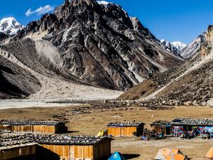 Lhasa Everest Base Camp Group Tour Fotos