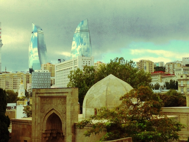 Baku Walking Free Tour Photos