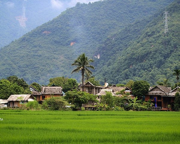 Mai Chau Home Stay Tour Photos