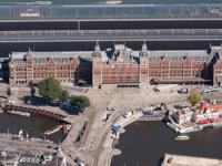 Amsterdam Central Station