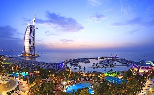 Dubai Bus Tour Photos