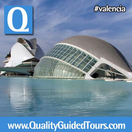 Valencia Private Walking Tour Photos