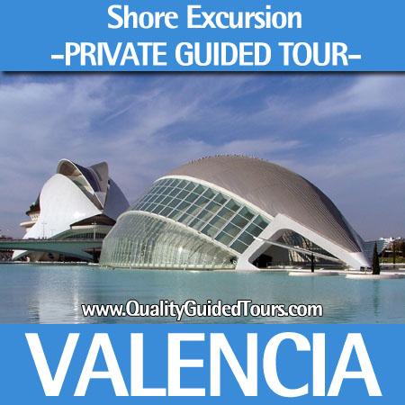 Valencia Shore Excursion Walking Tour Photos