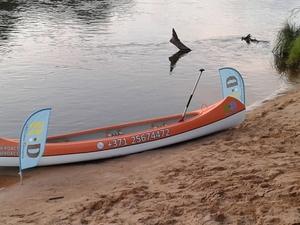 Canoe Boat Tour Photos