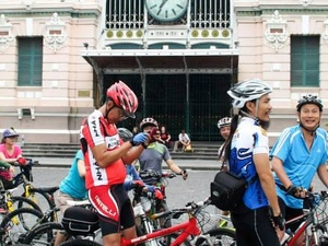 Ho Chi Minh City Tour by Bike Full Day Photos