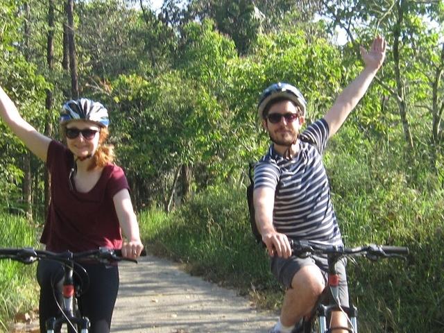 Biking Sai Gon to Nam Cat Tien to Da Lat to Nha Trang Flight/Train Back HCMC Photos