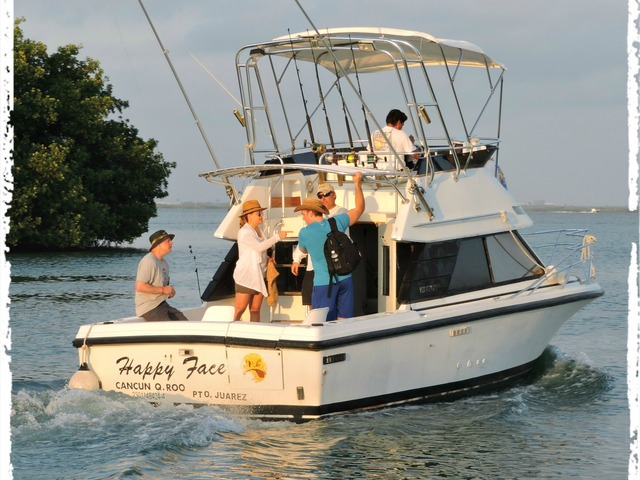 Deap Sea Fishing 31'ft Charter Photos